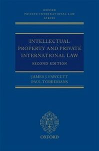 Ebook in inglese Intellectual Property and Private International Law Fawcett, James J. , Torremans, Paul