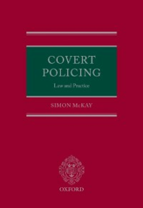Ebook in inglese Covert Policing: Law and Practice McKay, Simon