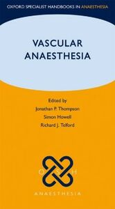 Ebook in inglese Vascular Anaesthesia -, -