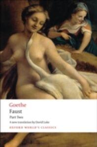 Foto Cover di Faust: Part Two, Ebook inglese di J. W. von Goethe, edito da OUP Oxford