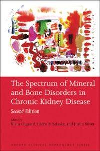 Ebook in inglese Spectrum of Mineral and Bone Disorders in Chronic Kidney Disease -, -