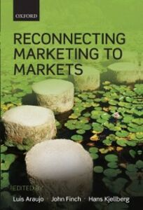 Ebook in inglese Reconnecting Marketing to Markets