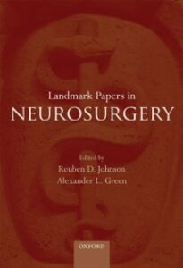 Foto Cover di Landmark Papers in Neurosurgery, Ebook inglese di  edito da OUP Oxford