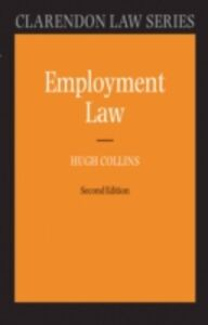 Ebook in inglese Employment Law Collins, Hugh
