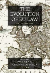 Ebook in inglese Evolution of EU Law -, -