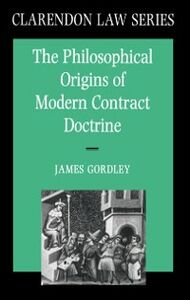 Ebook in inglese Philosophical Origins of Modern Contract Doctrine Gordley, James