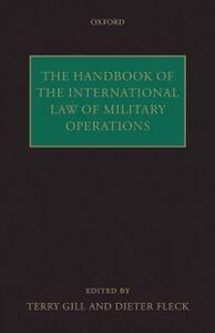 Ebook in inglese Handbook of International Humanitarian Law -, -