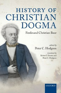 Ebook in inglese History of Christian Dogma: by Ferdinand Christian Baur -, -