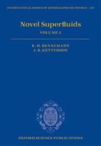 Ebook in inglese Novel Superfluids: Volume 2 -, -