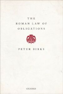 Ebook in inglese Roman Law of Obligations Birks, Peter