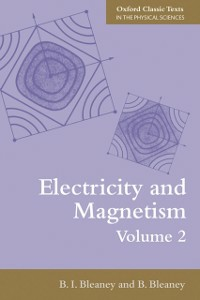 Ebook in inglese Electricity and Magnetism, Volume 2: Third Edition Bleaney, B , Bleaney, BI