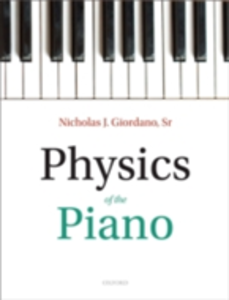 Ebook in inglese Physics of the Piano Giordano, Nicholas J.