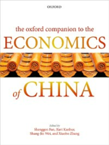 Ebook in inglese Oxford Companion to the Economics of China -, -