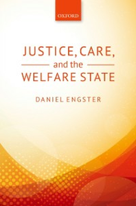 Ebook in inglese Justice, Care, and the Welfare State Engster, Daniel