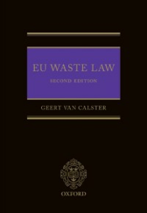 Ebook in inglese EU Waste Law -, -