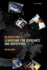 Ebook in inglese Leadership for Sergeants and Inspectors Boon, Bryan
