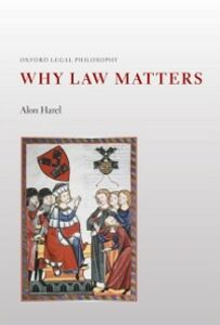 Ebook in inglese Why Law Matters Harel, Alon