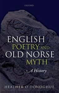 Ebook in inglese English Poetry and Old Norse Myth: A History O'Donoghue, Heather
