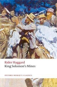 Ebook in inglese King Solomons Mines Haggard, H. Rider