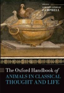 Ebook in inglese Oxford Handbook of Animals in Classical Thought and Life -, -