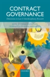 Ebook in inglese Contract Governance: Dimensions in Law and Interdisciplinary Research
