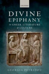 Ebook in inglese Divine Epiphany in Greek Literature and Culture Petridou, Georgia