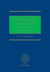 Ebook in inglese Petroleum Contracts Roberts, Peter