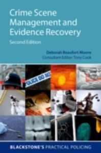 Ebook in inglese Crime Scene Management and Evidence Recovery Beaufort-Moore, Deborah