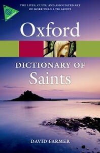 Ebook in inglese Oxford Dictionary of Saints, Fifth Edition Revised Farmer, David
