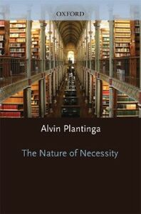 Ebook in inglese Nature of Necessity Plantinga, Alvin