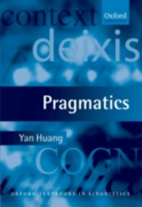 Ebook in inglese Pragmatics Huang, Yan