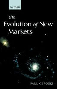 Ebook in inglese Evolution of New Markets Geroski, Paul