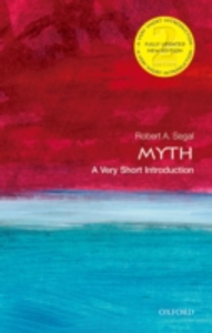 Ebook in inglese Myth: A Very Short Introduction Segal, Robert
