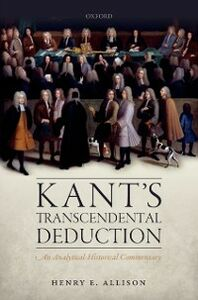 Ebook in inglese Kants Transcendental Deduction: An Analytical-Historical Commentary Allison, Henry E.