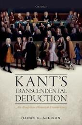 Kants Transcendental Deduction: An Analytical-Historical Commentary