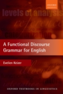 Ebook in inglese Functional Discourse Grammar for English Keizer, Evelien