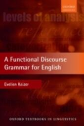 Functional Discourse Grammar for English