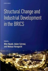 Ebook in inglese Structural Change and Industrial Development in the BRICS -, -