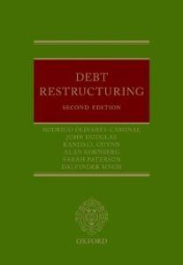 Ebook in inglese Debt Restructuring Douglas, John , Guynn, Randall , Kornberg, Alan , Olivares-Caminal, Rodrigo