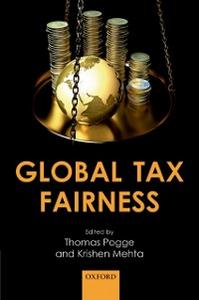 Ebook in inglese Global Tax Fairness -, -