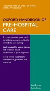 Ebook in inglese Oxford Handbook of Pre-Hospital Care Greaves, Ian , Porter, Keith
