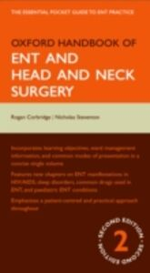 Ebook in inglese Oxford Handbook of ENT and Head and Neck Surgery Corbridge, Rogan , Steventon, Nicholas