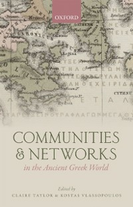 Ebook in inglese Communities and Networks in the Ancient Greek World -, -