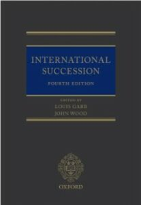 Ebook in inglese International Succession -, -