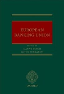 Ebook in inglese European Banking Union