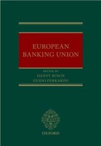 Foto Cover di European Banking Union, Ebook inglese di  edito da OUP Oxford