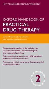 Ebook in inglese Oxford Handbook of Practical Drug Therapy Aronson, Jeffrey , Coleman , Reynolds, D. John , Richards, Duncan