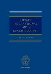 Private International Law in English Courts