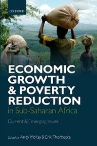 Ebook in inglese Economic Growth and Poverty Reduction in Sub-Saharan Africa: Current and Emerging Issues -, -