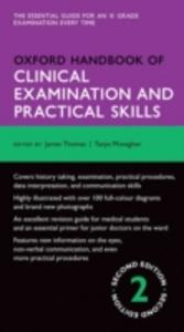 Ebook in inglese Oxford Handbook of Clinical Examination and Practical Skills Monaghan, Tanya , Thomas, James